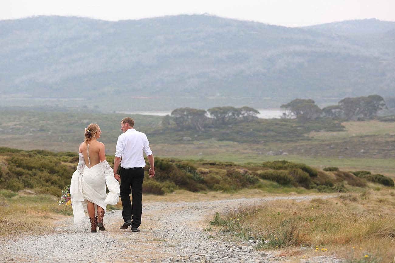 Falls Creek Wedding Photographer